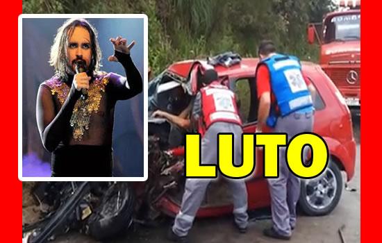 """O cantor que chamou Jesus de """"bicha"""" e """"travesti"""" sofreu acidente e está à beira da morte?"""