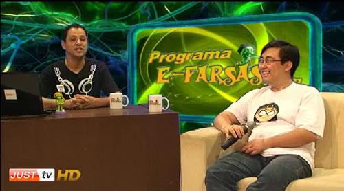 Jonny Ken no Programa E-farsas