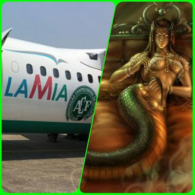 Empresa aérea teria feito um pacto satânico! Será verdade? (foto: Reprodução/Facebook)