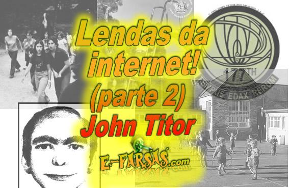 Lendas da web – (parte 2) – John Titor