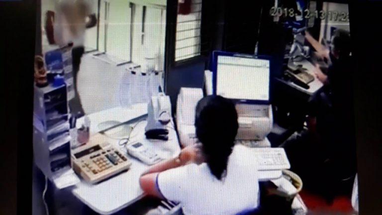 Funcionária é flagrada roubando dinheiro de cliente! Será verdade?