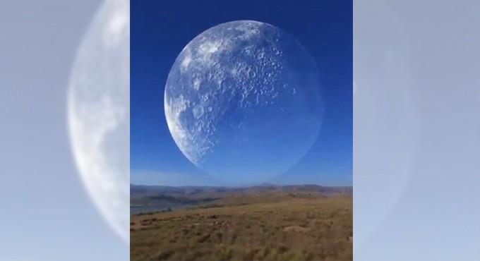 Vídeo mostra eclipse com Lua gigante no Ártico entre Rússia e Canadá! Será verdade?