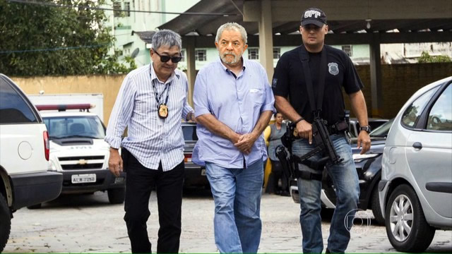 O ex-presidente Lula teria sido preso em segredo! Será verdade? (foto: Reprodução/Facebook)