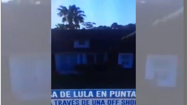 TV do Uruguai revela que Lula tem uma mansão em Punta Del Este! Será verdade?