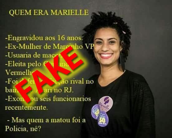 Marielle Franco foi esposa do Marcinho VP? Era do Comando Vermelho?