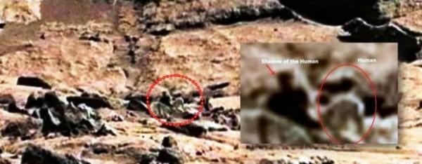 Ex-funcionária da NASA afirma ter visto homens no solo de Marte, em 1979! Será? (foto: Reprodução/YouTube)