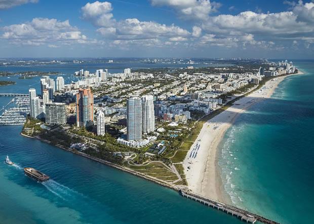 Praia é frequentada por pessoas de alto poder aquisitivo, afirma site de turismo! (foto: Matt Mancano/Instagram)