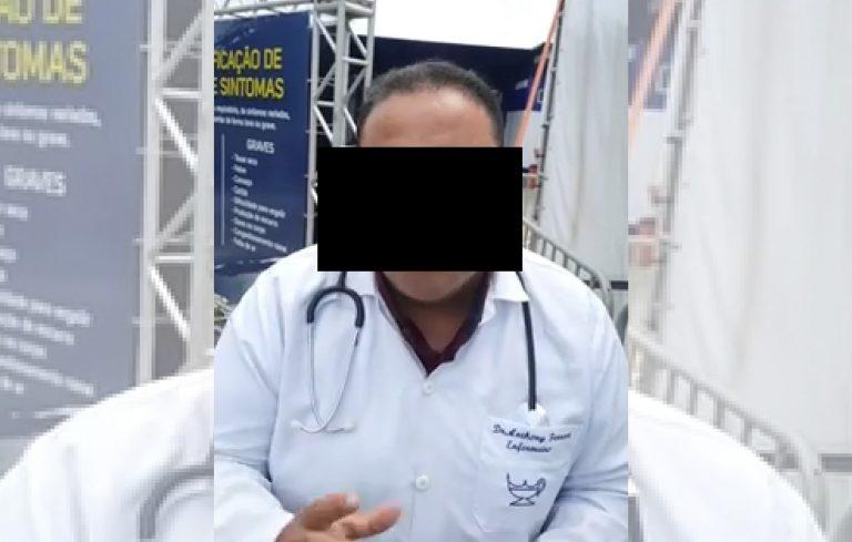 """Médico alerta em vídeo que a """"vacina chinesa"""" é mortal! Será verdade?"""