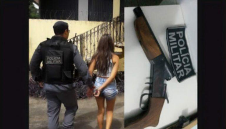 Promotor mandou prender garota de 12 anos que atirou em invasor de sua fazenda?