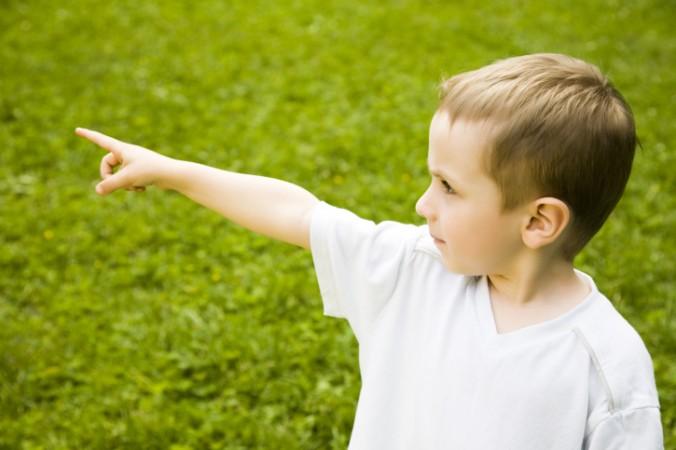 Menino de 3 anos diz se lembrar do assassino da sua vida anterior! Será verdade? (foto: Reprodução/Facebook)