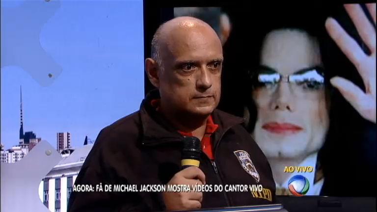Jornalista teria provas de que Michael Jackson está vivo! Será? (foto: Reprodução/R7)