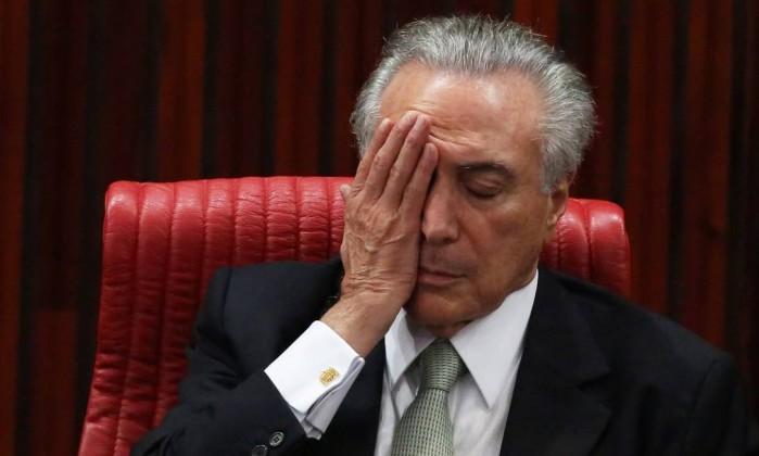 6 e-farsas sobre o governo Michel Temer! (foto: reprodução/Facebook)