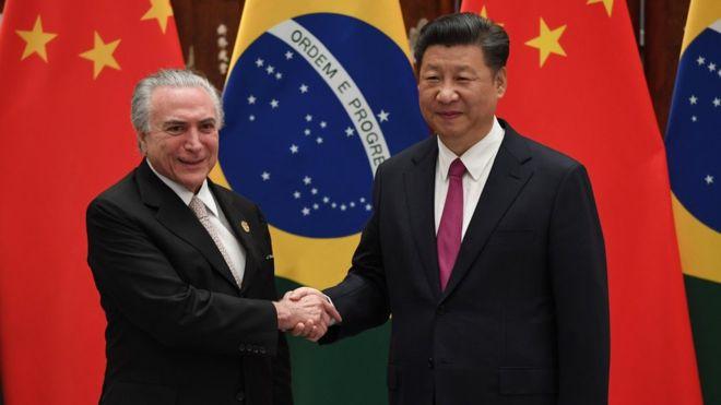 """Empresário chinês chama o nosso presidente de """"Mister Fora Temer""""! Será verdade? (foto: Reprodução/Facebook)"""