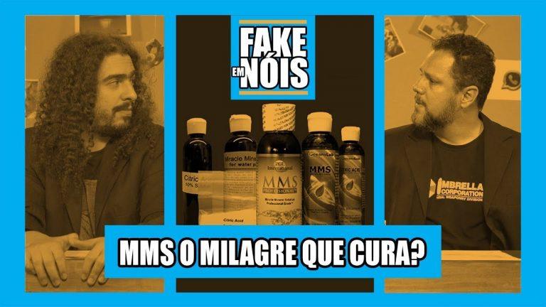 """Fake em Nóis e o MMS: O remédio """"milagroso"""" que pode matar!"""