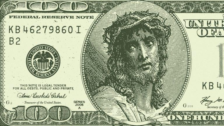 """É verdade que a palavra """"dinheiro"""" é a mais citada na Bíblia?"""