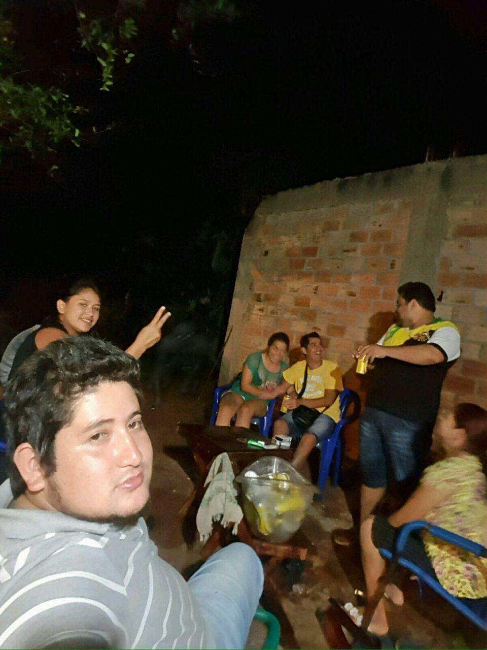 Espírito aparece em foto no Maranhão! Será verdade? (foto: Reprodução/WhatsApp)