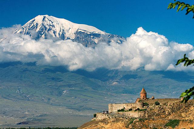Monte Aratat (foto: Wikipédia)