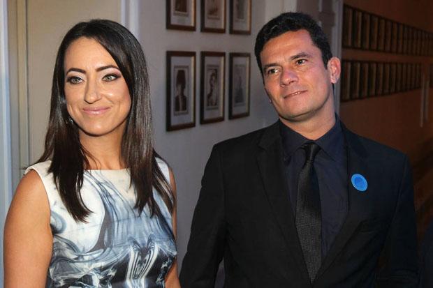 A esposa de Sérgio Moro está envolvida em corrupção na APAE?