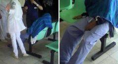 Paciente idoso morre enquanto espera atendimento por 3 horas! Será verdade? (foto: Reprodução/Facebook)