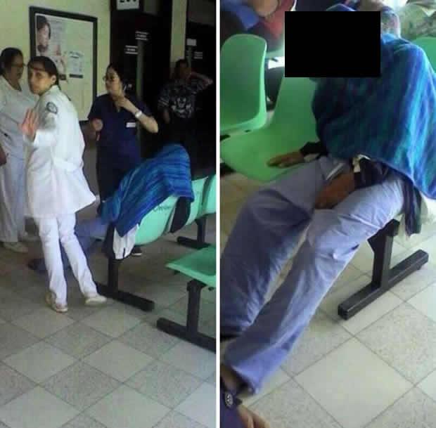 Paciente morre esperando ser atendido em posto de saúde! Será?