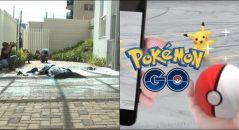 Homem teria morrido ao cair do 16º andar de um prédio tentando capturar um Pokémon! Será verdade? (foto: Reprodução/Facebook)