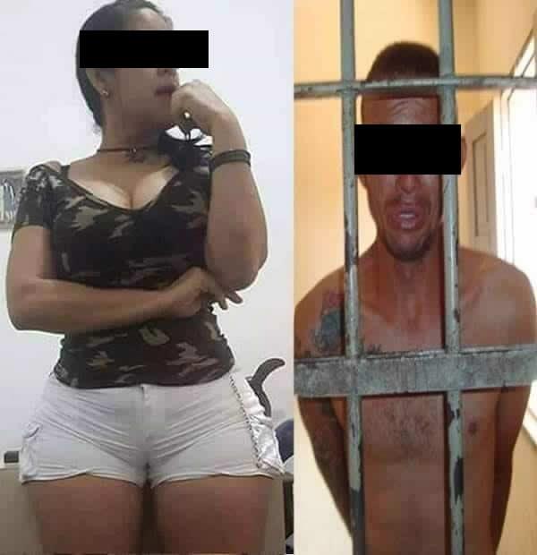Uma mulher obrigou o ladrão a fazer sexo com ela no Tocantins?