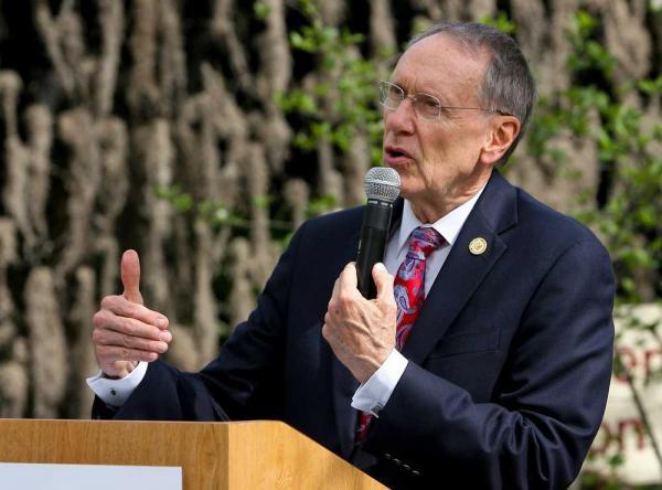 Larry Wolgast - ex-Prefito da cidade de Topeka (capital do estado do Kansas, nos EUA)