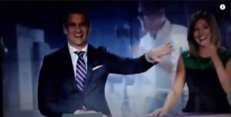 O governador de São Paulo, João Doria, virou chacota em uma TV americana?