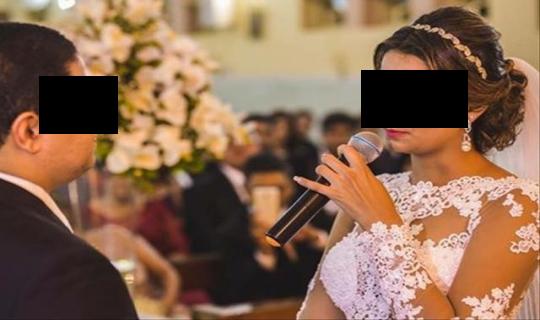 Noiva traída se vinga durante o casamento! Será verdade?