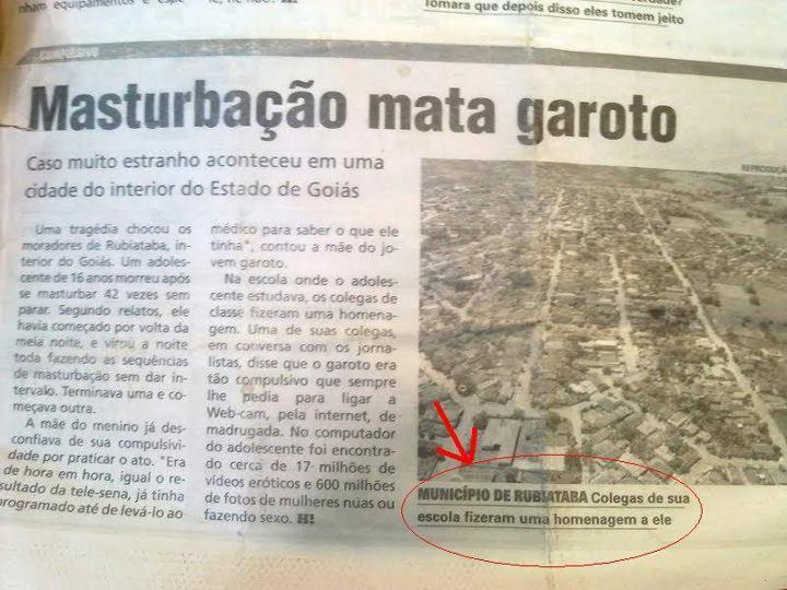 Jornal teria caído em notícia falsa do G17