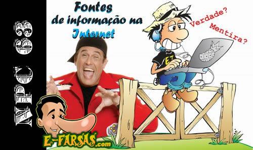 Ouça a participação do E-farsas no podcast Na Porteira Cast!