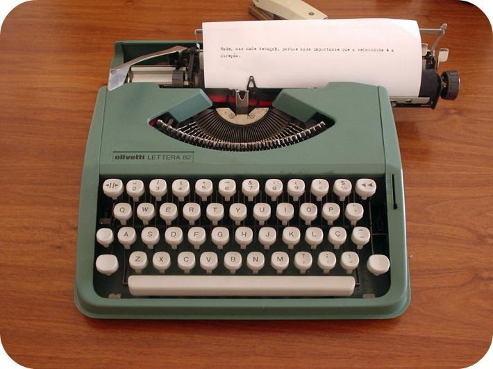 Olivetti Lettera 82 (foto: Divulgação)