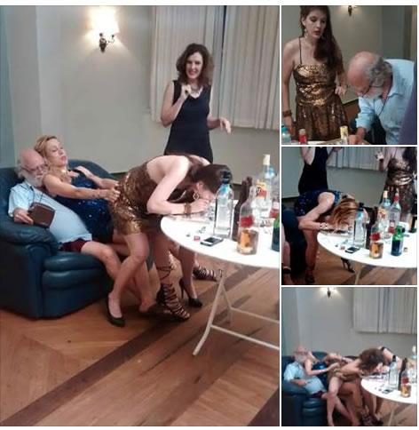 Orgia real de chicas y chicos jovenes por brunoymaria - 3 part 2