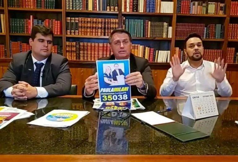 Não houve fraude contra ex-candidata apoiada por Bolsonaro em Curitiba/PR!