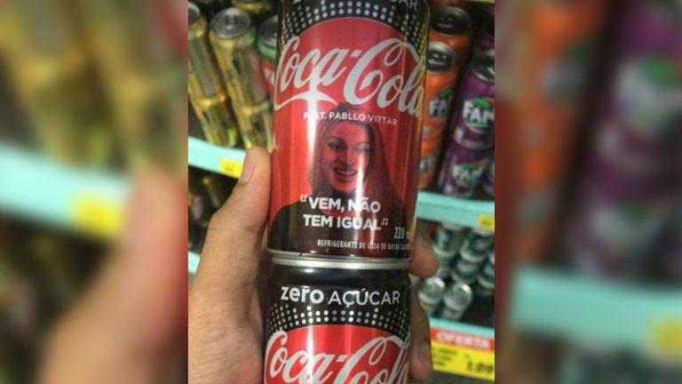 A Coca-Cola teve prejuízo bilionário após colocar Pabllo Vittar nas latas?
