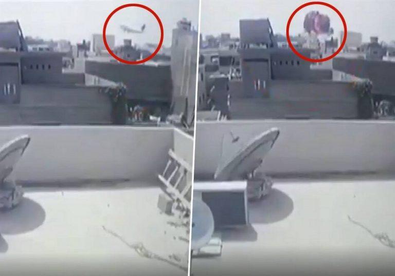 Distração durante conversa sobre a COVID-19 causou um acidente aéreo no Paquistão?