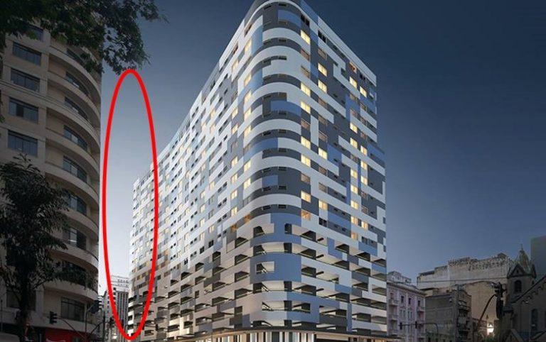 Empreendimento imobiliário previu a demolição do edifício Wilton Paes de Almeida?