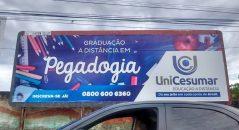 """Universidade erra a digitação e oferece curso de """"Pegadogia""""! Será verdade? (foto: Reprodução/Facebook)"""