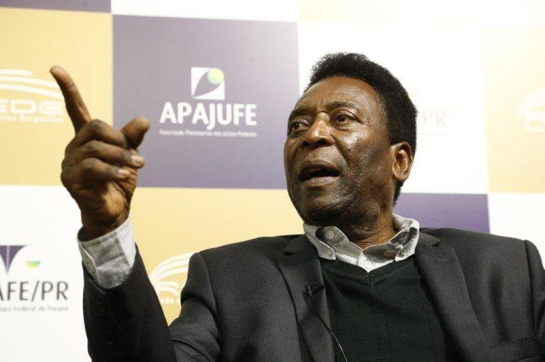 Pelé disse que fez mais pelo Brasil do que Sergio Moro?
