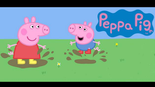 Peppa Pig causa danos ao cérebro das crianças, diz estudo! Será?