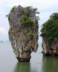 Foto original de Phang-nga