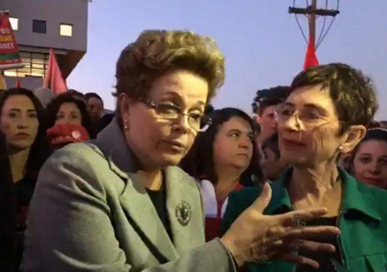Dilma Rousseff confirmou um ataque hacker ao ministro Sérgio Moro?