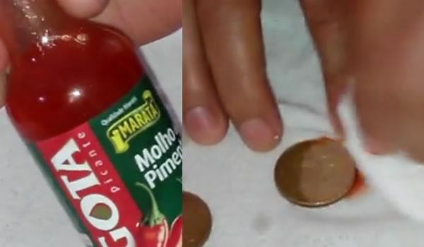 Vídeo prova que pimenta Gota faz mal à saúde! Será verdade?