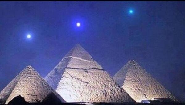 Fenômeno raro que ocorre a cada 2737 anos! Verdadeiro ou falso? (foto: Reprodução/Twitter)