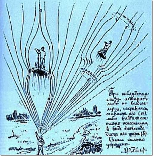 Ilustrações feitas por Viktor descreviam seu invento! (reprodução)