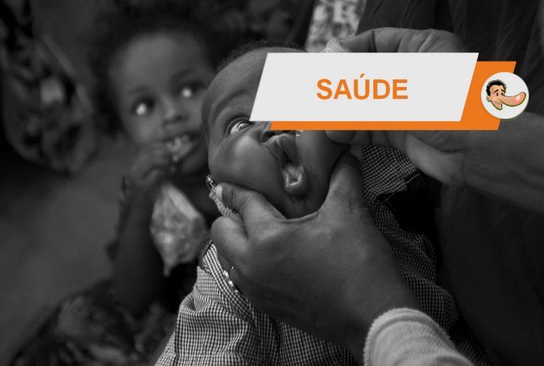 A desinformação sobre o surto de poliomielite no Sudão! Não se engane, vacine seu filho!