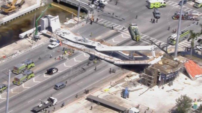 Ponte construída e projetada por feministas desaba e mata seis pessoas! Será verdade?