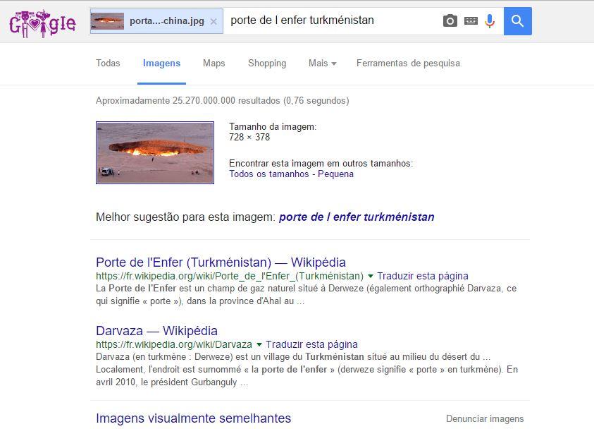 O Google sabe tudo e mais um pouco!