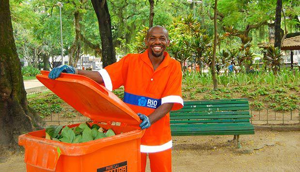 Renato Sorriso é um dos símbolos do Rio de Janeiro! (Foto: Reprodução)