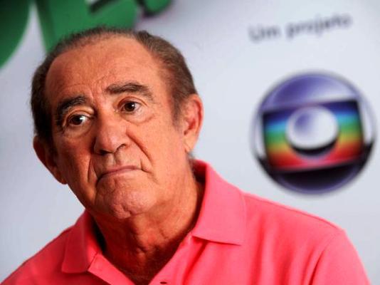 """Renato Aragão teria demitido motorista que o chamou de """"Seu Didi""""! Será?"""